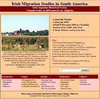 Irish Migration Studies in Latin America > Archives