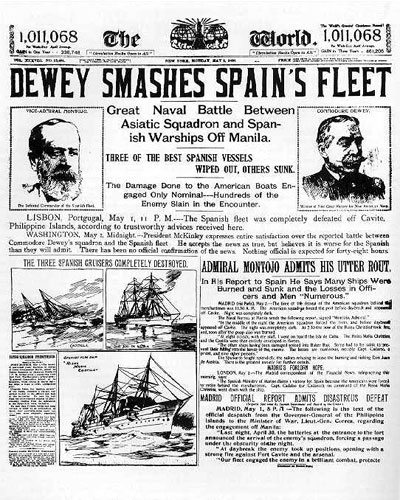 journalism and its effects on the spanish american war What impact did yellow journalism have on the spanish-american war what  role did protestant churches and business have on america's involvement in the .