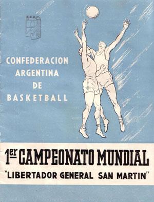 1950 FIBA World Championship #